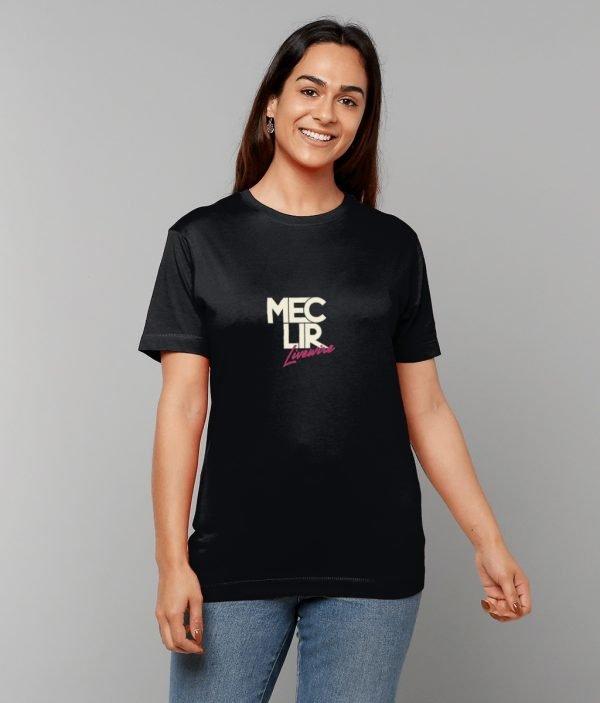 Black Livewire T-Shirt Female