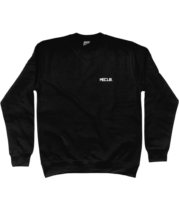 Mec Lir Sweatshirt Logo Black