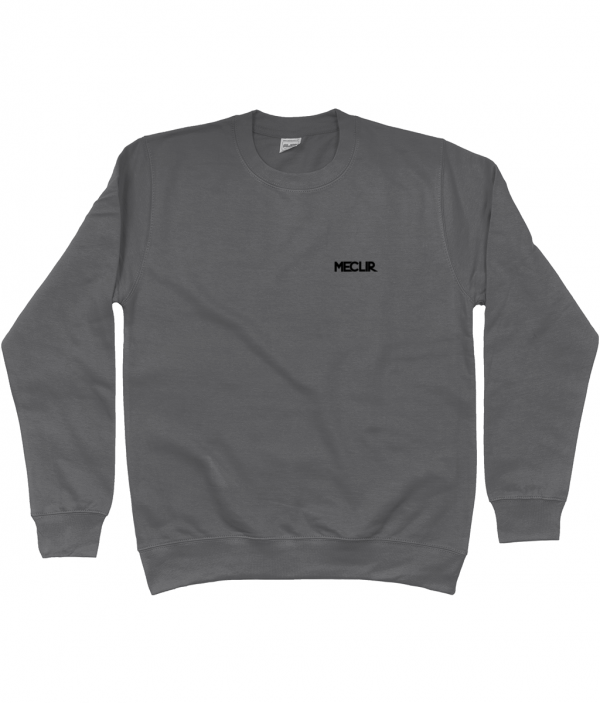 Mec Lir Sweatshirt Logo Grey