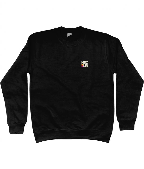 Mec Lir Sweatshirt Ribbon Black