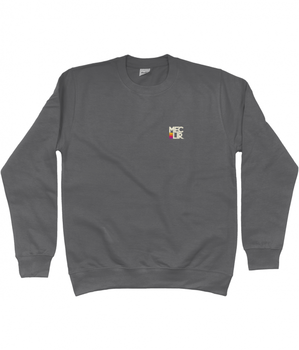 Mec Lir Sweatshirt Ribbon Grey