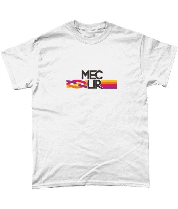 White Knot Design T-Shirt